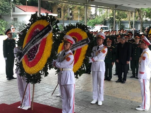 Lãnh đạo Đảng, Nhà nước dâng hương viếng Trung tướng Đồng Sỹ Nguyên - 13