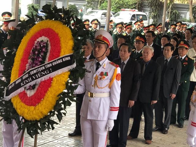 Lãnh đạo Đảng, Nhà nước dâng hương viếng Trung tướng Đồng Sỹ Nguyên - 12