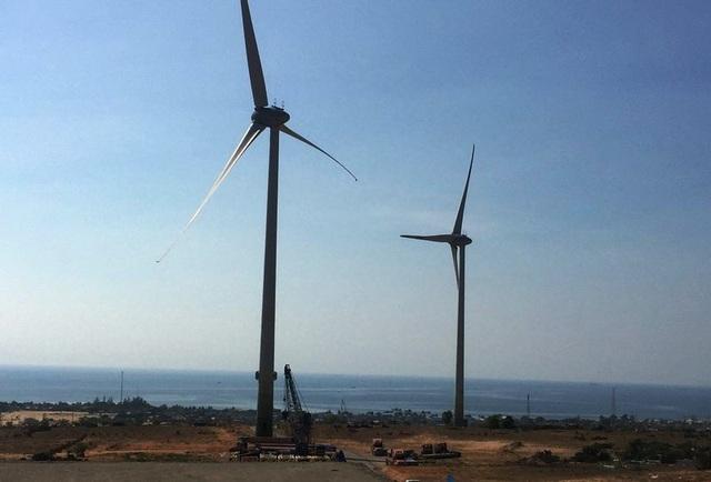 Ninh Thuận khánh thành nhà máy điện gió thứ 2 trị giá gần 1.500 tỷ đồng - 2