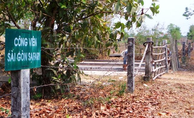 Hàng loạt sai phạm tại dự án công viên 500 triệu USD tại TP HCM! - 1