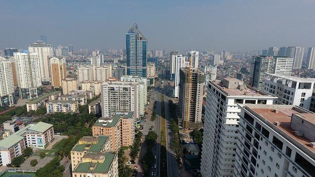"""Chủ tịch Hà Nội khẳng định không """"xé rào"""" nâng tầng cao ốc nội đô - 1"""