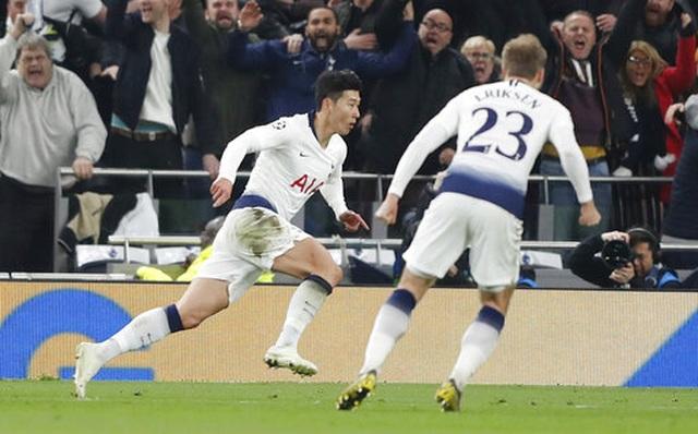 Tottenham 1-0 Man City: Người hùng Son Heung Min - Ảnh minh hoạ 2