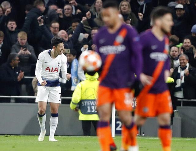 Tottenham 1-0 Man City: Người hùng Son Heung Min - Ảnh minh hoạ 4