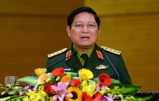 Bộ Quốc phòng công khai tài sản công tại các đơn vị - 1