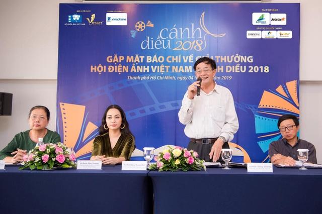 Lễ trao giải thưởng hội Điện ảnh Việt Nam – Cánh diều 2018 được tổ chức tại TP.HCM - 2
