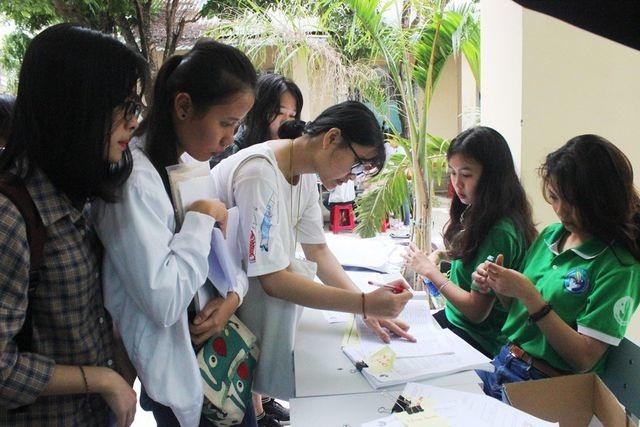 Trường ĐH Sư phạm  - ĐH Đà Nẵng được đào tạo 855 chỉ tiêu giáo viên - 1