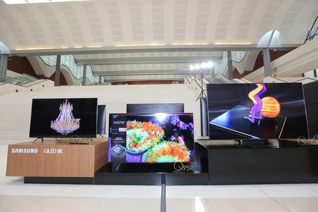 Samsung đưa TV QLED 8K về bán tại Việt Nam, giá 2,29 tỷ đồng - 3