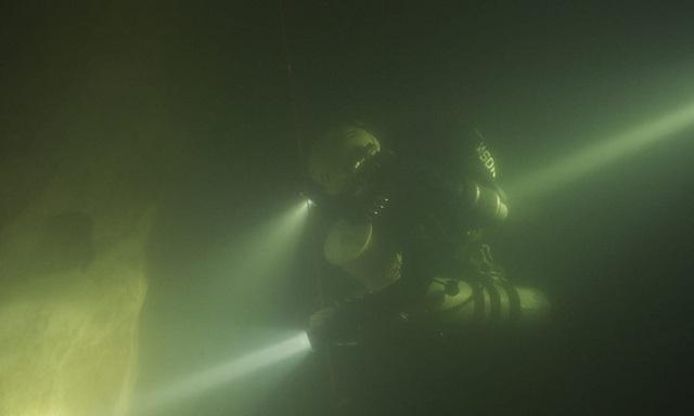 Hành trình khám phá sông ngầm bí ẩn trong hang Sơn Đoòng - 5