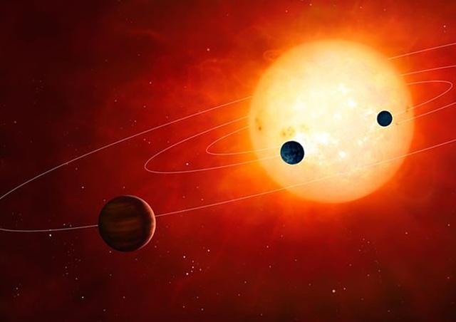 Kính viễn vọng ở Hawaii đang săn lùng hành tinh bí ẩn lớn hơn Trái Đất - 1
