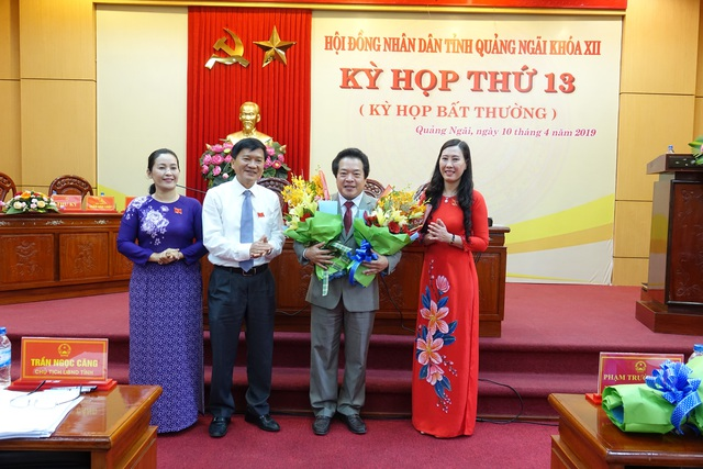 Quảng Ngãi có tân Phó Chủ tịch UBND tỉnh - 2