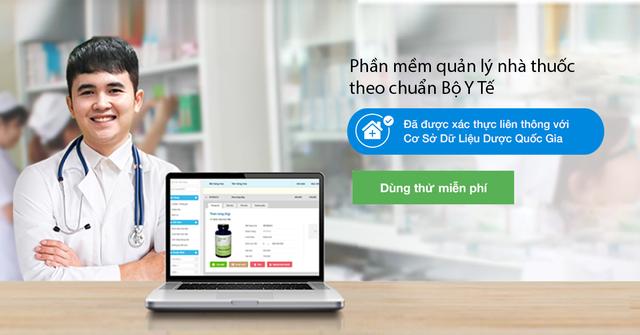Nhờ phần mềm kết nối nhà thuốc, mua thuốc không còn dễ như mua rau - 3