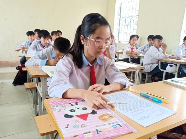Xúc động hình ảnh người mẹ trong bức thư viết về người hùng của nữ sinh lớp 7 - 1