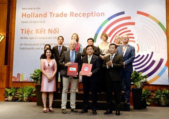 ĐH Kinh tế Quốc dân và ĐH Khoa học ứng dụng Saxion, Hà Lan hợp tác chuyển tiếp sinh viên - 1