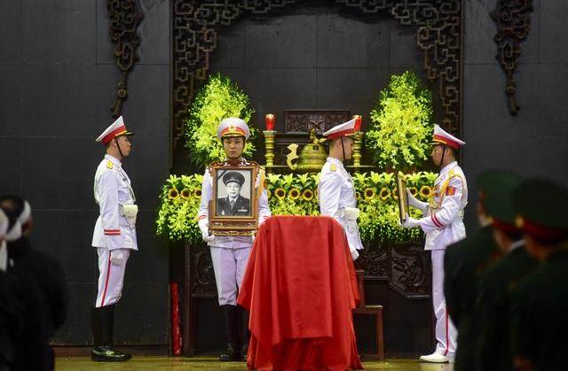Hình ảnh Lễ truy điệu Trung tướng Đồng Sỹ Nguyên - 9