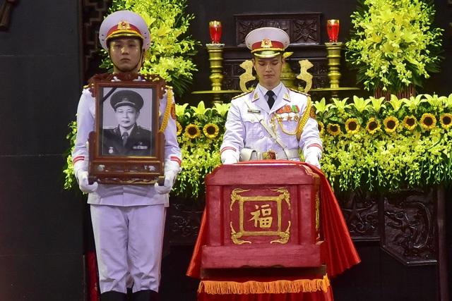 Hình ảnh Lễ truy điệu Trung tướng Đồng Sỹ Nguyên - 11