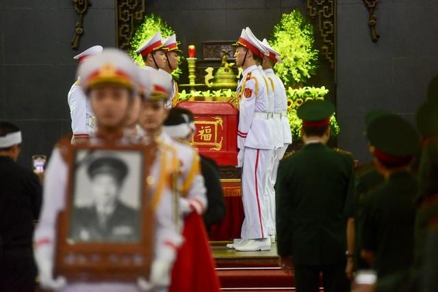 Hình ảnh Lễ truy điệu Trung tướng Đồng Sỹ Nguyên - 12