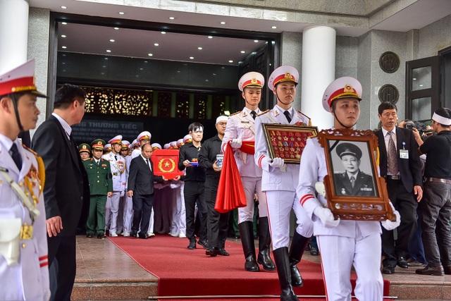 Hình ảnh Lễ truy điệu Trung tướng Đồng Sỹ Nguyên - 16