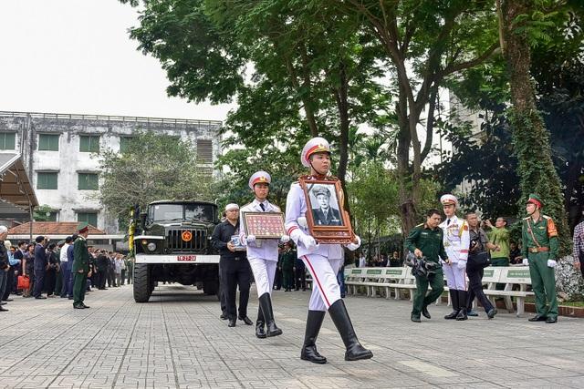 Hình ảnh Lễ truy điệu Trung tướng Đồng Sỹ Nguyên - 21
