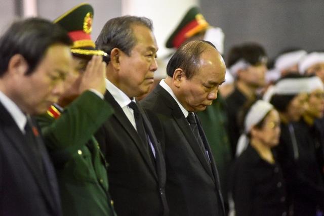 Hình ảnh Lễ truy điệu Trung tướng Đồng Sỹ Nguyên - 4