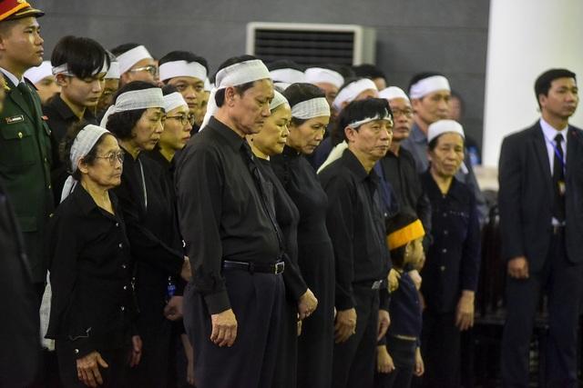 Hình ảnh Lễ truy điệu Trung tướng Đồng Sỹ Nguyên - 7