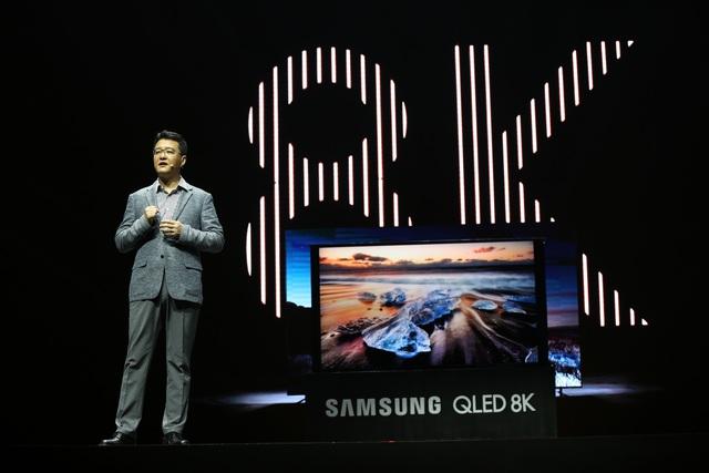 Samsung đưa TV QLED 8K về bán tại Việt Nam, giá 2,29 tỷ đồng - 2
