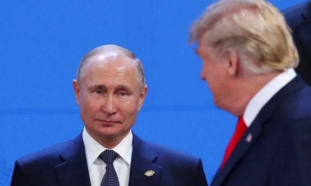 Ông Putin gọi cuộc điều tra Nga can thiệp bầu cử Mỹ là đầu voi, đuôi chuột - 1