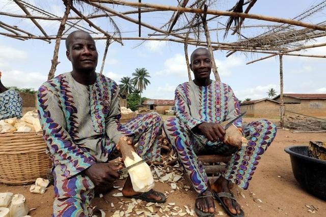 """Kỳ lạ thị trấn Nigeria được mệnh danh là """"thủ phủ sinh đôi của thế giới"""" - 3"""