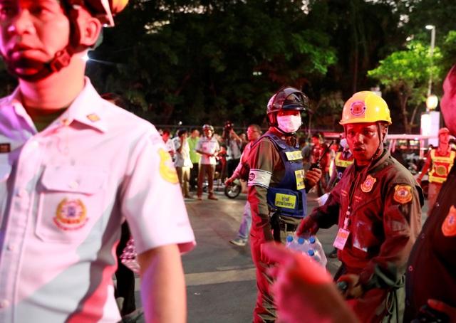 Hiện trường vụ cháy trung tâm thương mại Thái Lan khiến ít nhất 3 người chết - 5