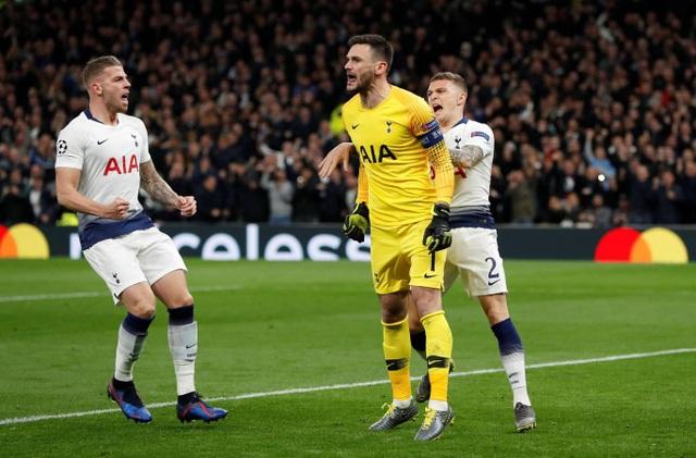 Tottenham 1-0 Man City: Người hùng Son Heung Min