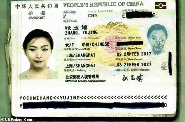 Mỹ công bố ảnh người phụ nữ Trung Quốc đột nhập khu nghỉ dưỡng của ông Trump - 1