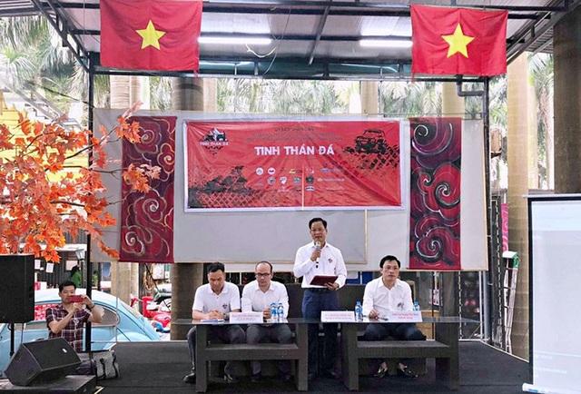 Hà Giang sẽ tổ chức đua xe offroad biểu diễn trên cao nguyên đá - 1
