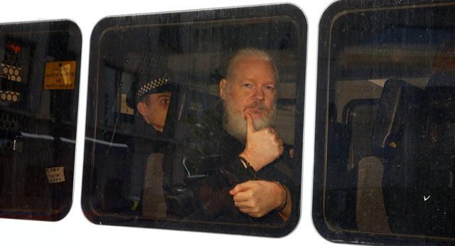 Lý do Ecuador cho phép Anh bắt ông chủ WikiLeaks - 1