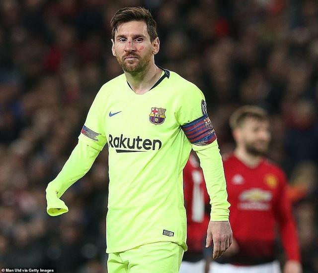Những khoảnh khắc Barcelona hạ gục Man Utd ở Old Trafford - 7