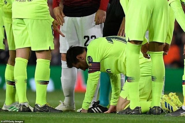 HLV Valverde âu lo với chấn thương của Lionel Messi - 1