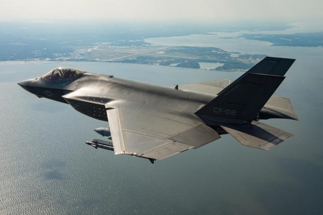 Giả thuyết ban đầu về nguyên nhân máy bay F-35A của Nhật Bản gặp nạn - 1