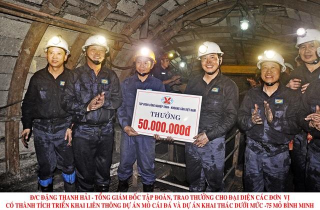 TKV: Tiền lương bình quân người lao động toàn Tập đoàn lần đầu đạt 2 con số hàng triệu - 4