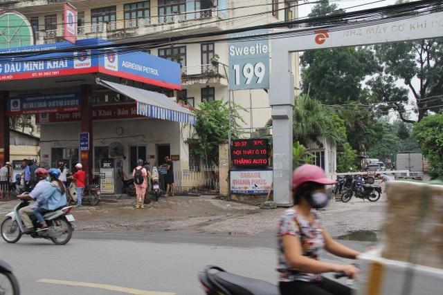 3 nhân viên cây xăng 199 Minh Khai thừa nhận gian lận của khách…170.000 đồng - 1