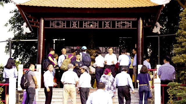 Cùng ngắm Quảng trường Vua Hùng mới, chuẩn bị mở cửa trong ngày Giỗ Tổ - 3