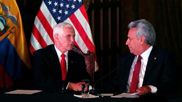 Lý do Ecuador cho phép Anh bắt ông chủ WikiLeaks - 3