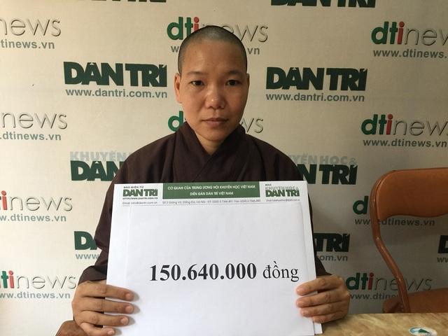 Bạn đọc giúp bé Thảo bị bỏ rơi hơn 150 triệu đồng - 3
