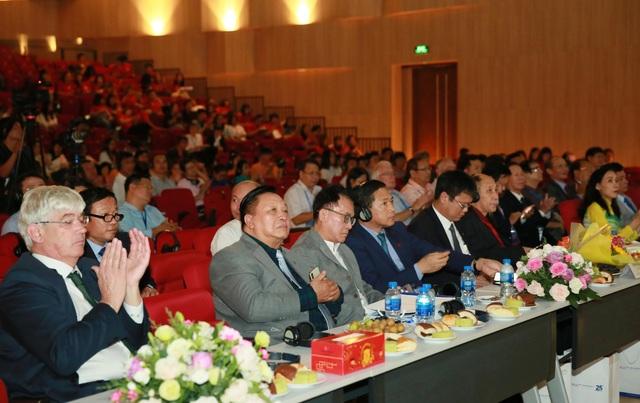 500 nhà khoa học dự hội thảo quốc tế về Hội nhập đại học - 2