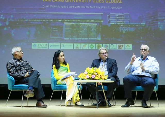 500 nhà khoa học dự hội thảo quốc tế về Hội nhập đại học - 1