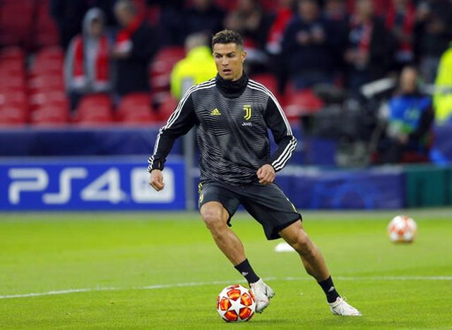 C.Ronaldo lập công, Juventus chật vật cầm hòa Ajax - 10