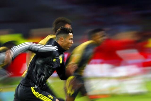 C.Ronaldo lập công, Juventus chật vật cầm hòa Ajax - 12