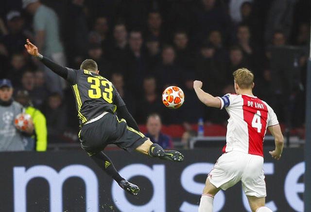 C.Ronaldo lập công, Juventus chật vật cầm hòa Ajax - 9