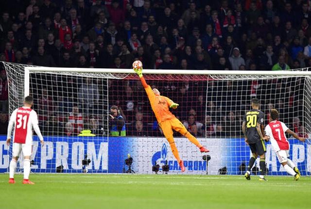 C.Ronaldo lập công, Juventus chật vật cầm hòa Ajax - 7