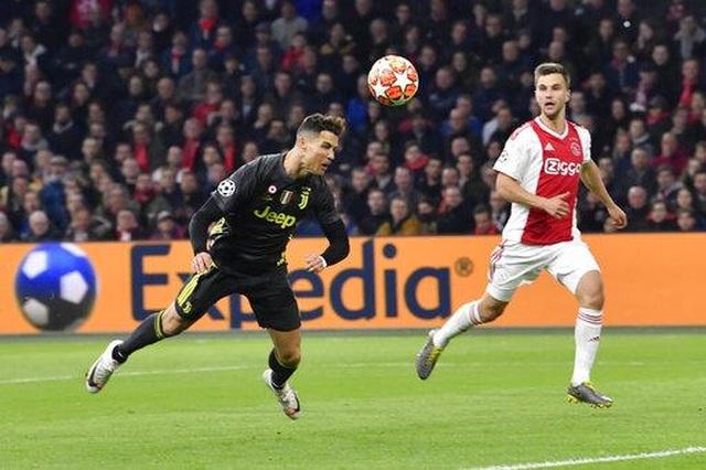 C.Ronaldo lập công, Juventus chật vật cầm hòa Ajax - 5