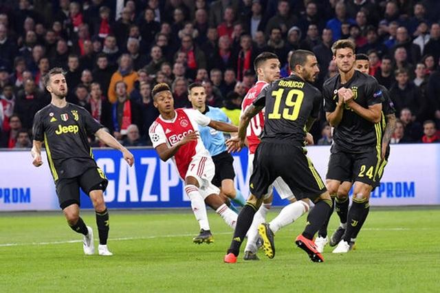 C.Ronaldo lập công, Juventus chật vật cầm hòa Ajax - 3