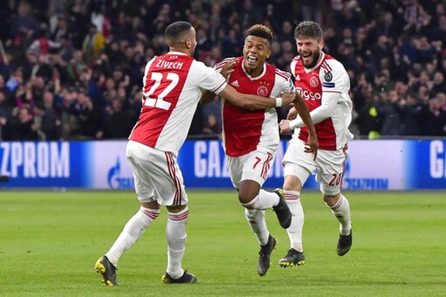 C.Ronaldo lập công, Juventus chật vật cầm hòa Ajax - 4