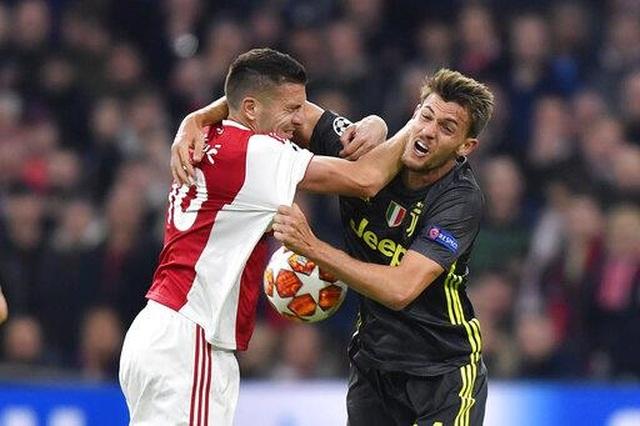 C.Ronaldo lập công, Juventus chật vật cầm hòa Ajax - 2